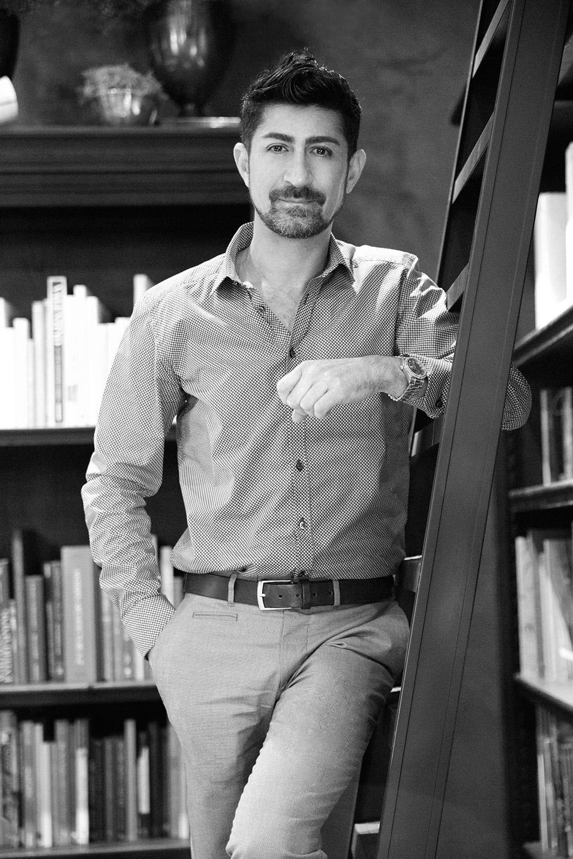 Eddie Zaratsian - Artist & Visionary