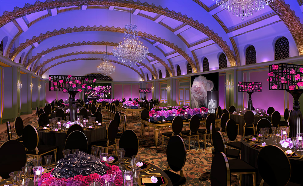 Event Design Concept Rendering