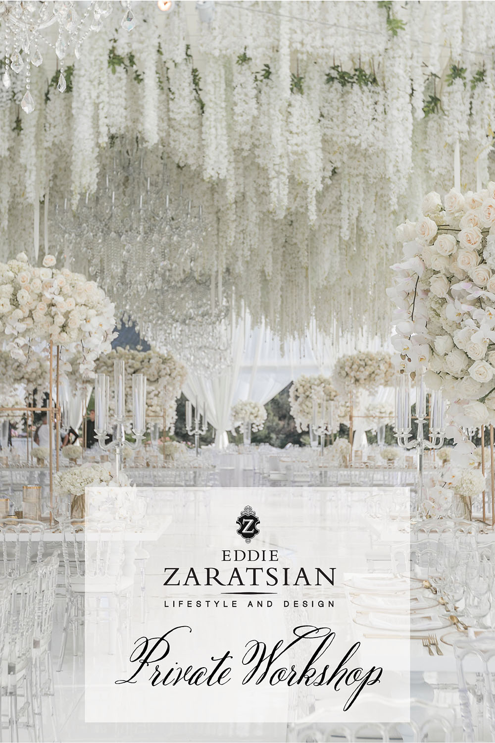Eddie Zaratsian Floral Design - Photo by Callaway Gable Photography for Junebug Weddings
