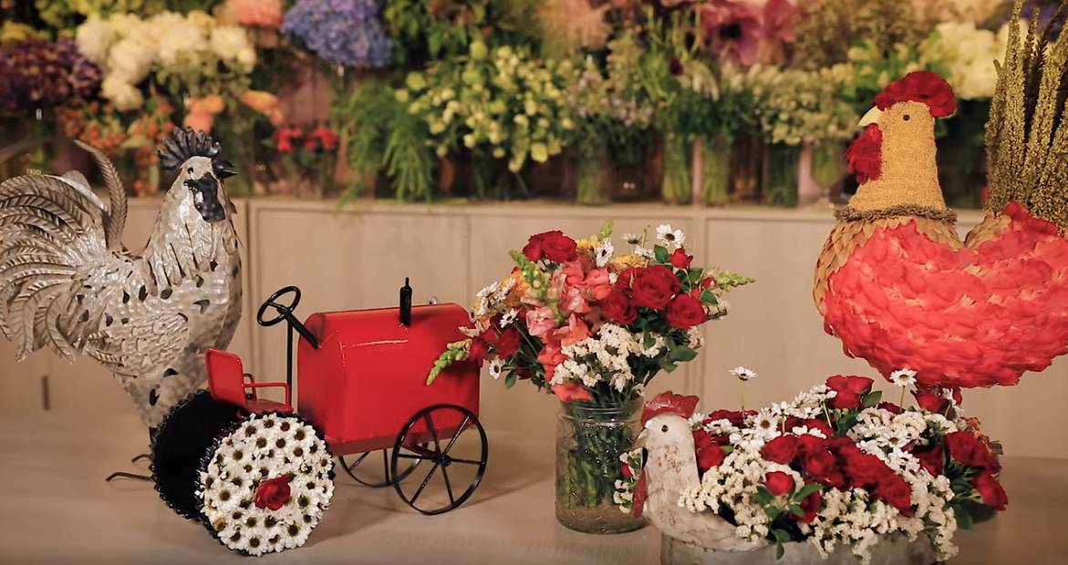 flower arrangement home decor allium rustic arrangement.htm floral design diy videos     eddie zaratsian lifestyle   design  floral design diy videos     eddie
