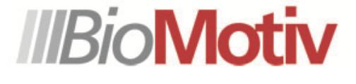 BioMotiv logo