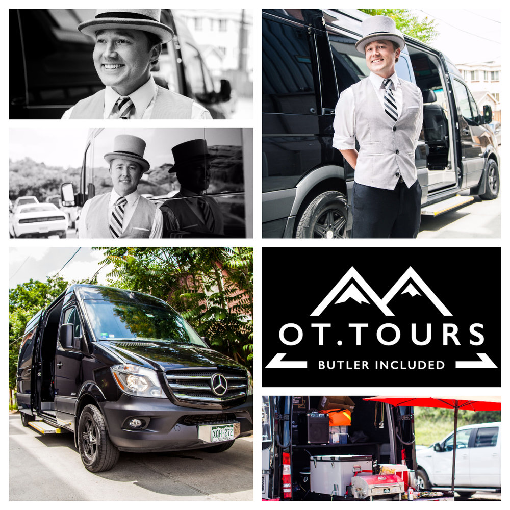Tours & Weddings:3 Hour MinimumLuxury SUV $100/hLuxury BUS $150/h  -