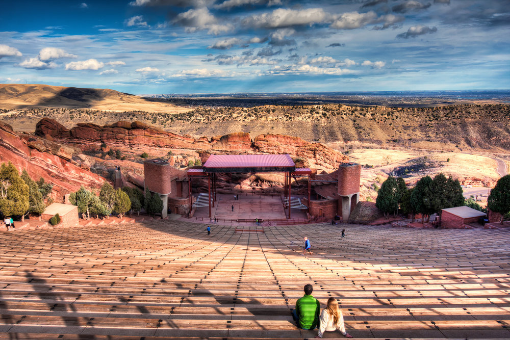 TAILGATING AT RED ROCKS - WITH THE BUTLER