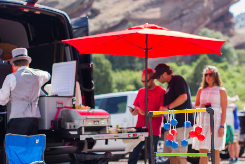 Tophat Tours Luxury Tailgating