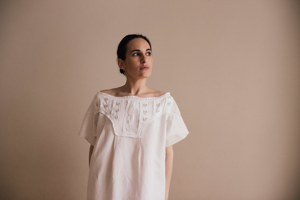 majorcan blouse vintage fashion sustainable