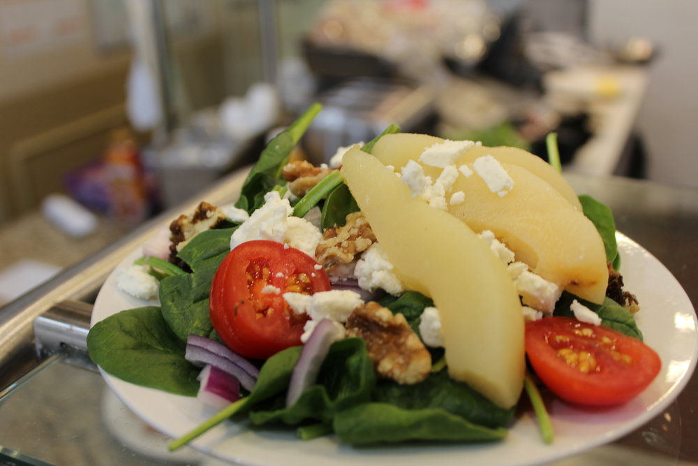 The Bartlett Pear Salad.JPG