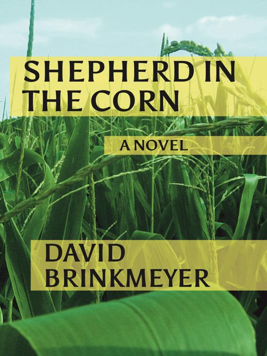 Shepherd in the Corn