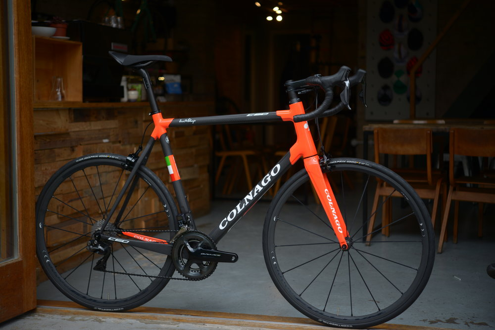 Colnago C60 Sizing help - Slope or Traditional? - Page 2 - Weight ...