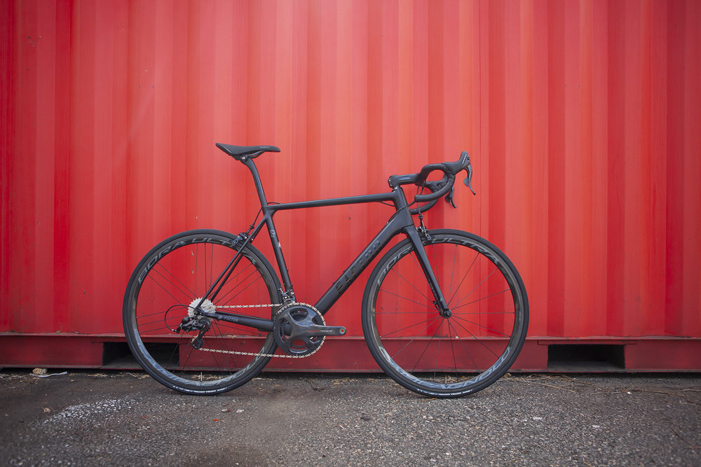STEALTH BLACK 12 SPEED