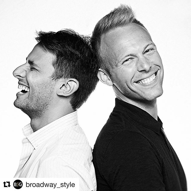 Looking good @pasekandpaul! Thanks for these gems @broadway_style! 😎 ・・・ Reason to rejoice! Our #ElsieFest gallery is now online at #BSGNow 📷 @nathanjohnsonny