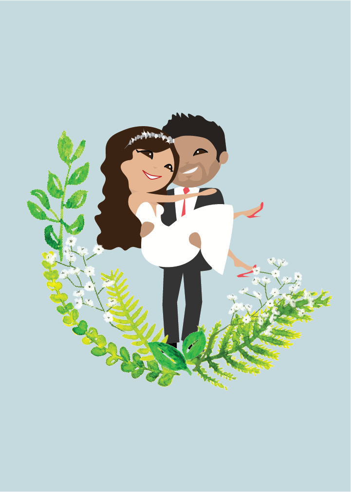 Wedding Couple Print-blue-02.png