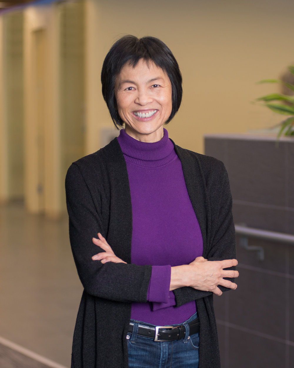 Sally Jue - Cook Ross Inc.