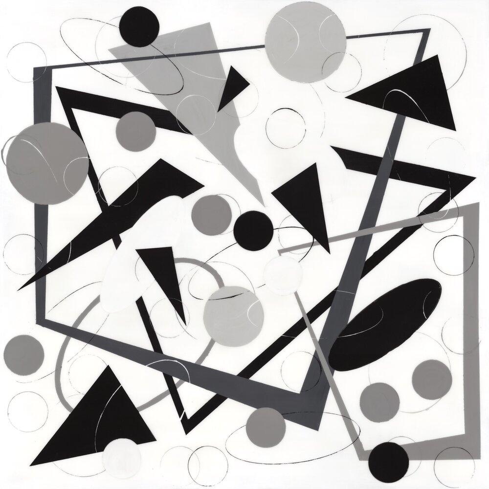 Black White Interplay