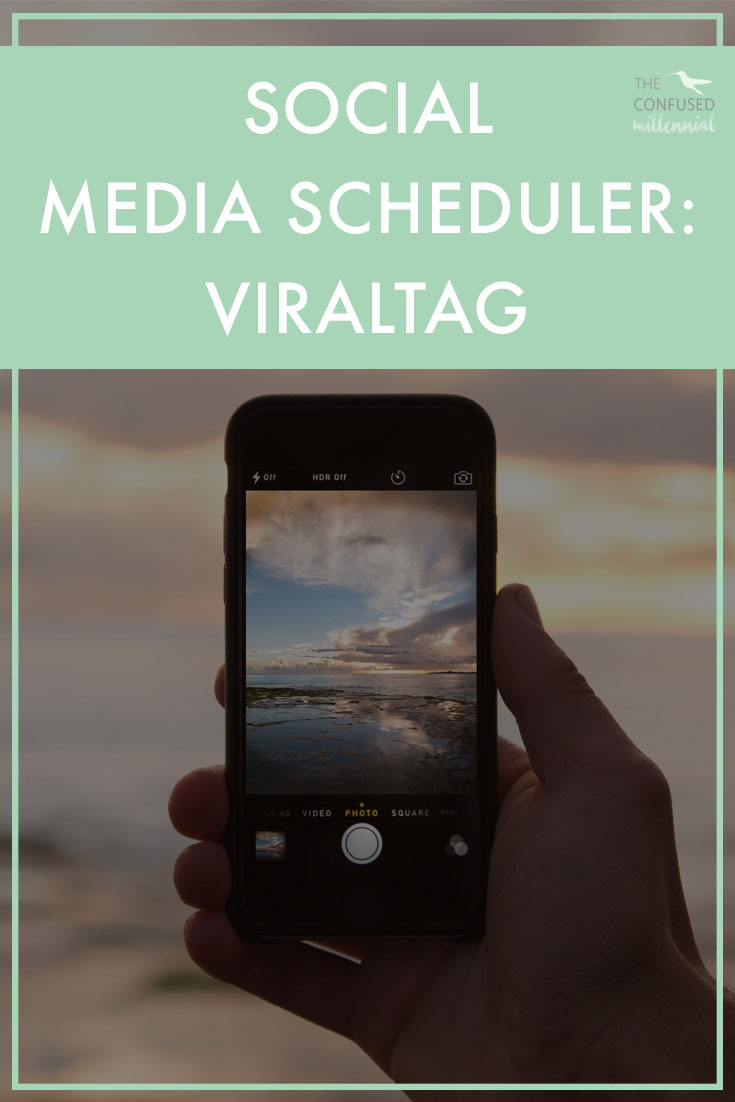 Searching for the perfect social media scheduler? Look no further! I tried out Viraltag using their free trial and fell in love with their integrations for Pinterest, Instagram, Twitter, Facebook, Linkedin, and Tumblr! Check out all their features on the blog, The Confused Millennial™
