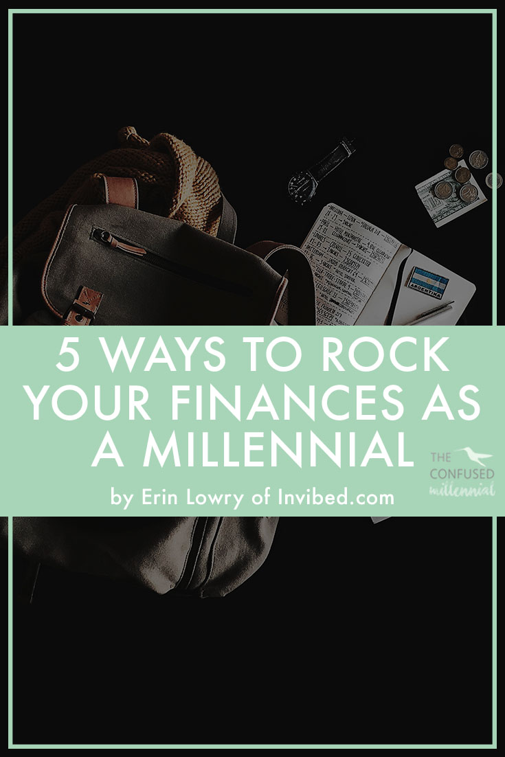Do you want to get out of debt and take more financial responsibility in your life? Do you know you want financial peace but don't know where to start? Check out these 5 tips for handling your finances as a millennial. - The confused millennial