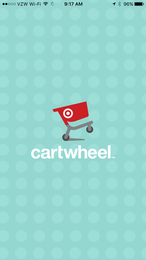money-saving cartwheel