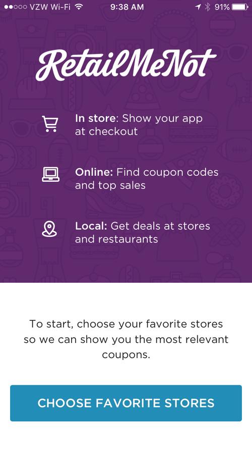 money-saving retail me not