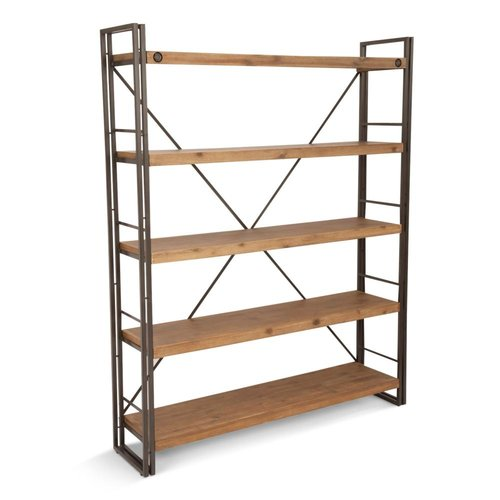 s modern moe brooklyn small home bookshelf open shelf by
