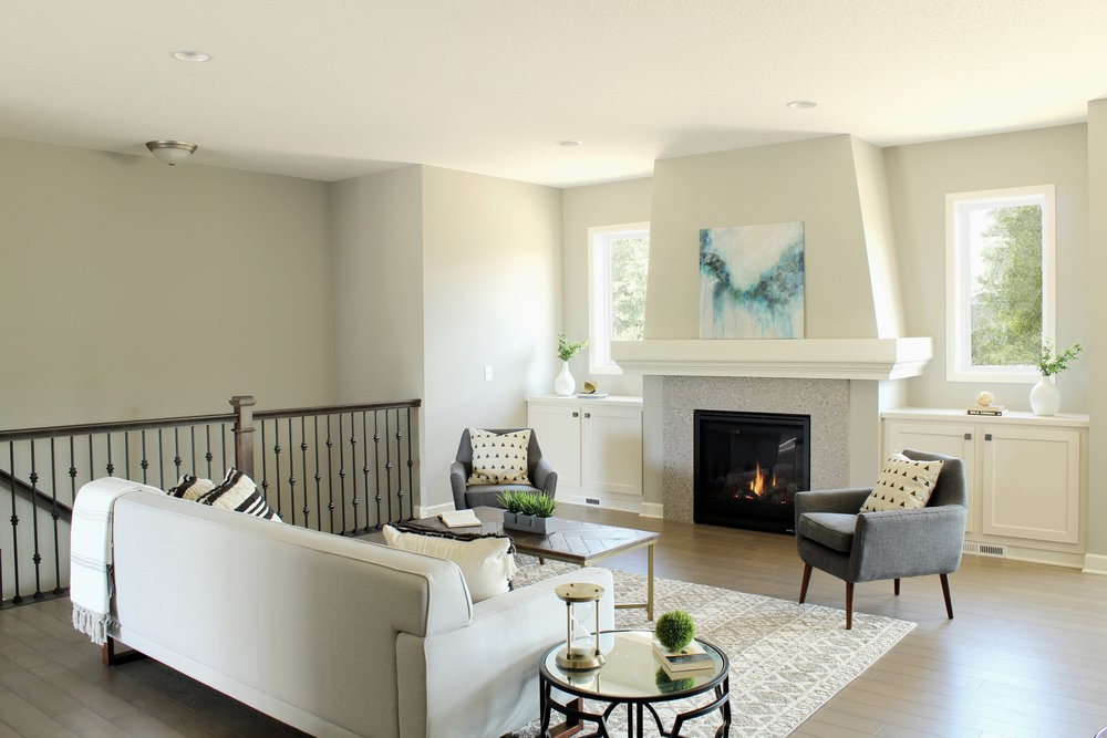 Modern Home Staging