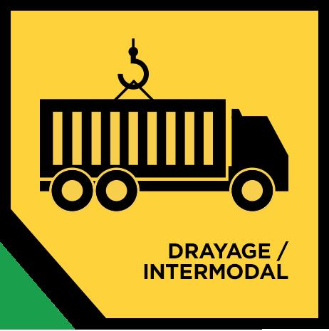 Drayage / Intermodal