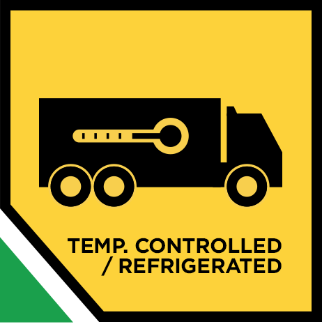 Temperature Controlled / Refrigerated