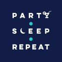 PARTY SLEEP REPEAT
