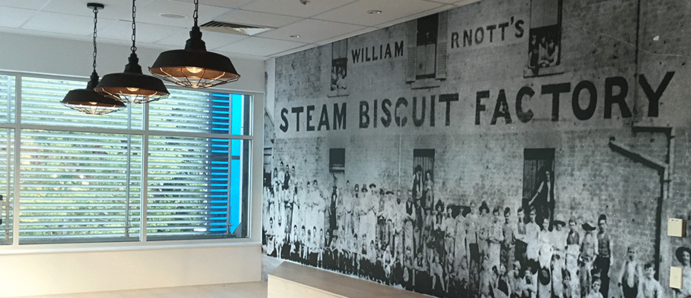 Scrimworks interiors wall graphics mural frosting printed signage arnotts steam 2 png