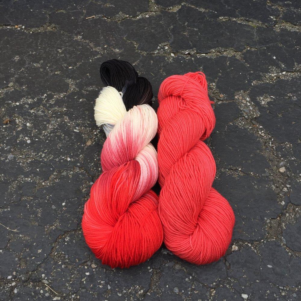 Flamingo & Flamingo Pink