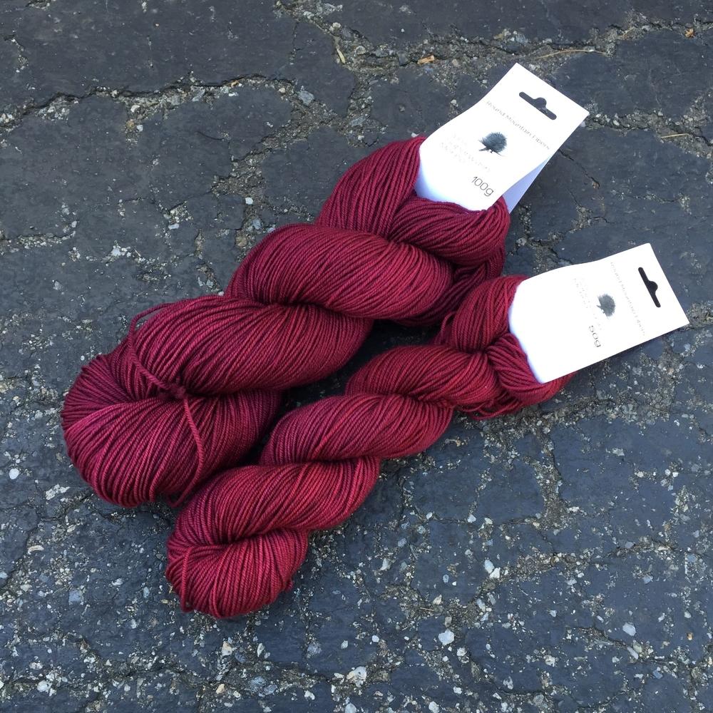 Rosy Finch Purple