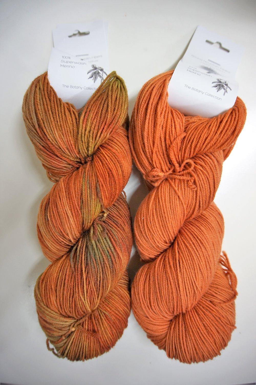 California Poppy & Poppy Orange