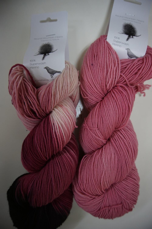 Pink Robin & Robin's Blush