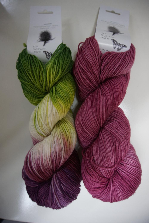 Hubbard's Caterpillar & Caterpillar Purple