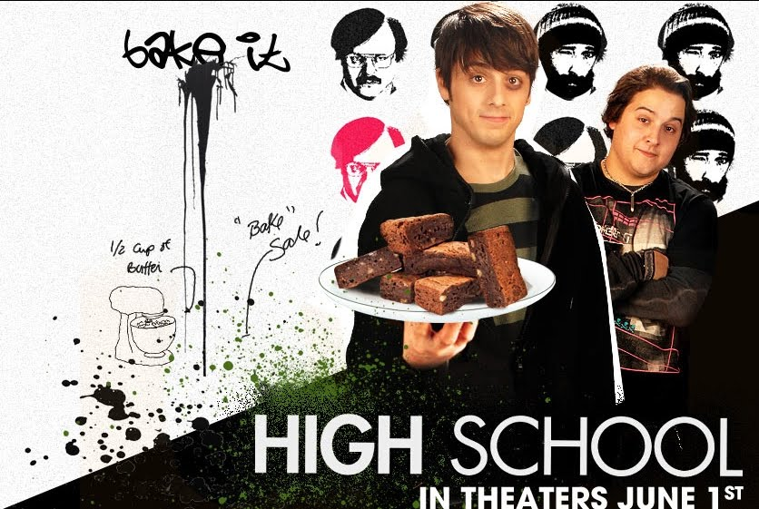 "High School - Artist Vs. Poet ""Damn Rough Night"""