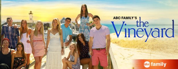 "ABC Family ""The Vineyard"" - Forever The Sickest Kids  ""Cross My Heart"""