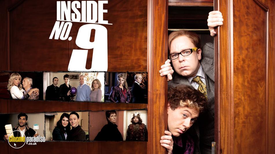 """A&E """"Inside No. 9"""" - Paul Pfau """"Statues"""""""