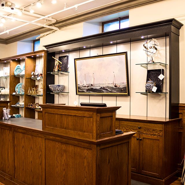 If you've been to the Breakers Gift Shop lately, you'll notice a refreshing update to it. Completed this spring, we updated elements of the gift shop and focused greatly on promoting a natural flow for customers to browse through.