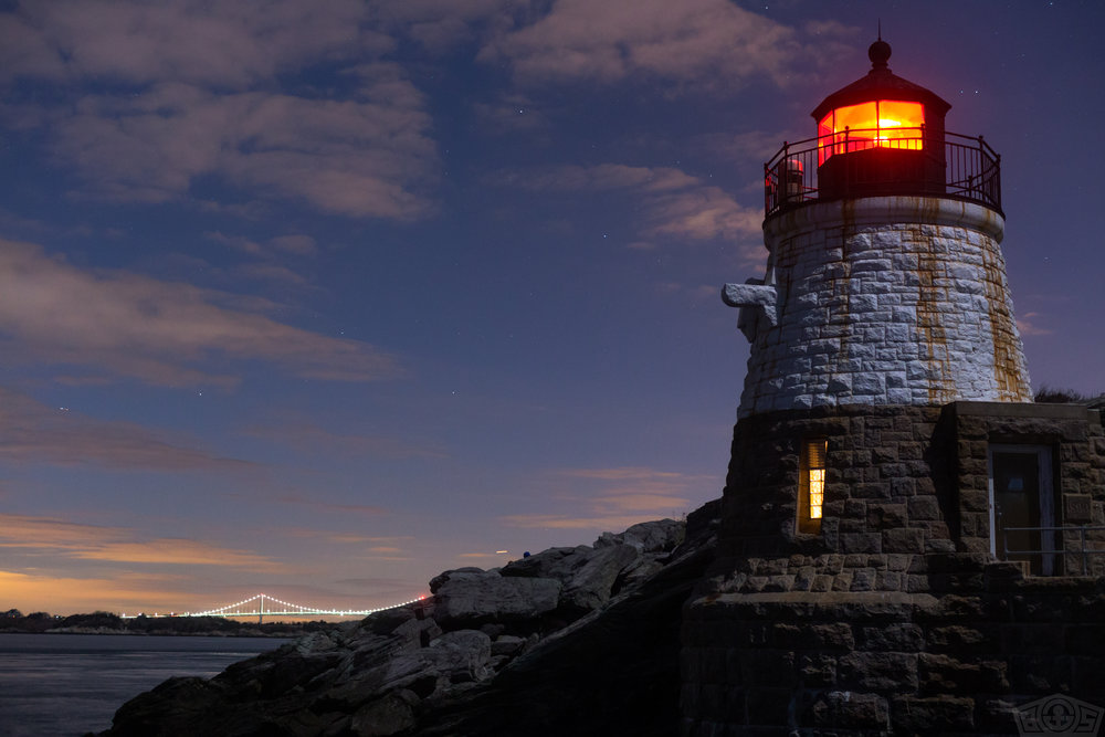 Castle Hill Lighthouse (Newport, RI)