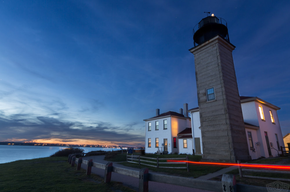 Beavertail Lighthouse (Jamestown, RI)