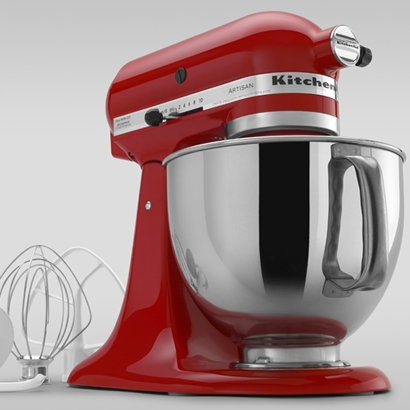 Campaign |  KitchenAid Stand Mixers