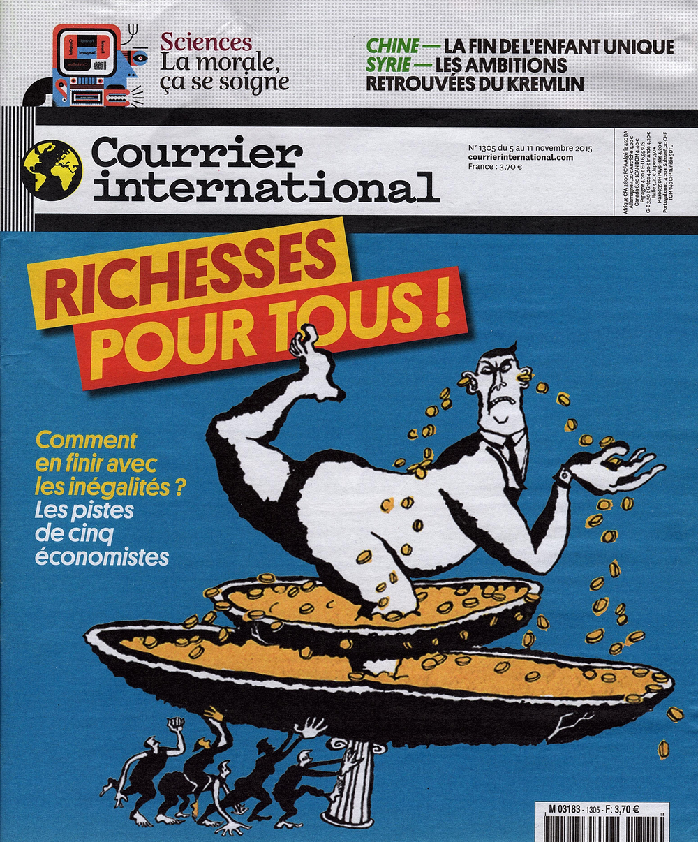 Courrier International N1305 Cover.jpg