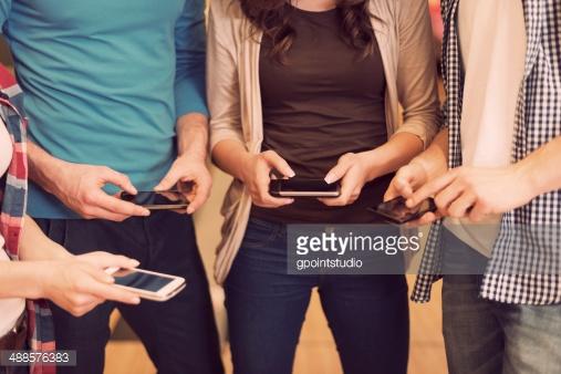 Social &digital media cuz we RULE.