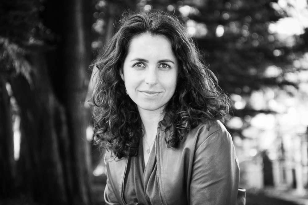 Madeleine Katz Portrait