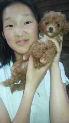 Meet Wen, a 12-year-old animal lover with cleft lip and palate. See more pictures from her host family by clicking on her picture.