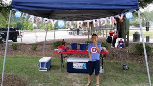 DJ's Birthday Party