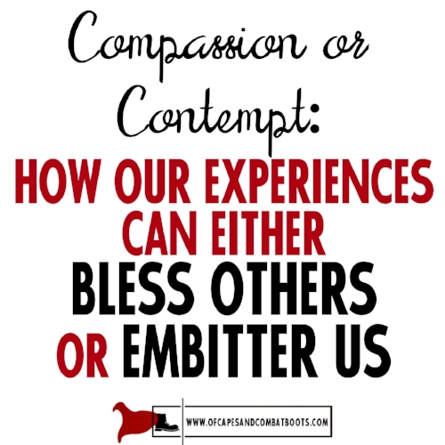Compassion or Contempt