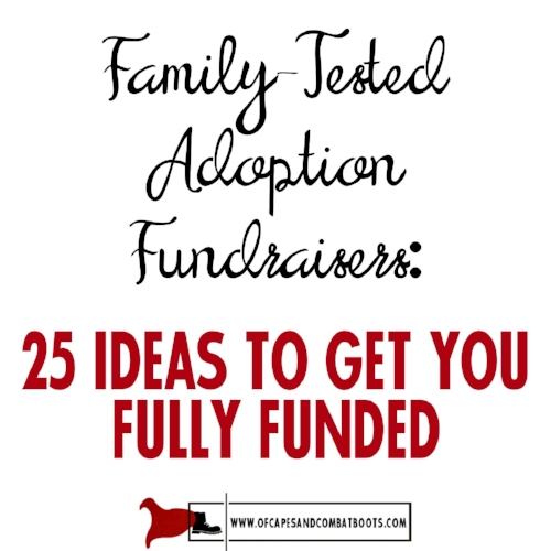 Adoption Fundraisers