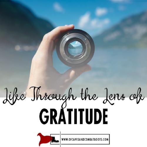 Life Through the Lens of Gratitude