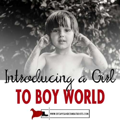 Introducing a Girl to Boy World