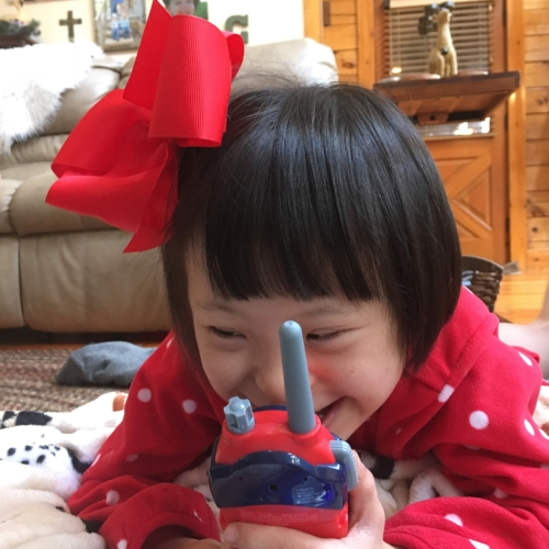 Joy on Christmas