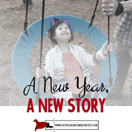 A New Year, a New Story